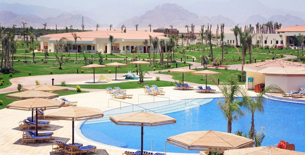 The glory of Sharm