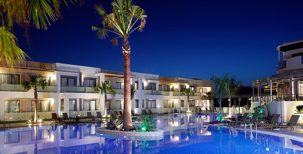 Welcome to the 5* Lesante Luxury Hotel & Spa - Lesante Luxury Hotel & Spa 5* Zante