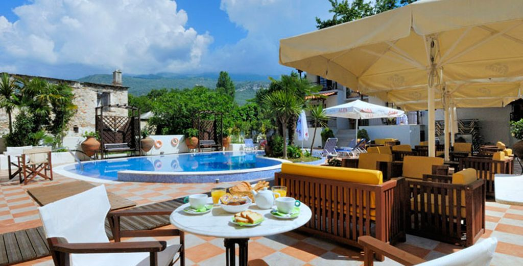 Enjoy this small boutique Greek hotel - Enalion Hotel Pelion