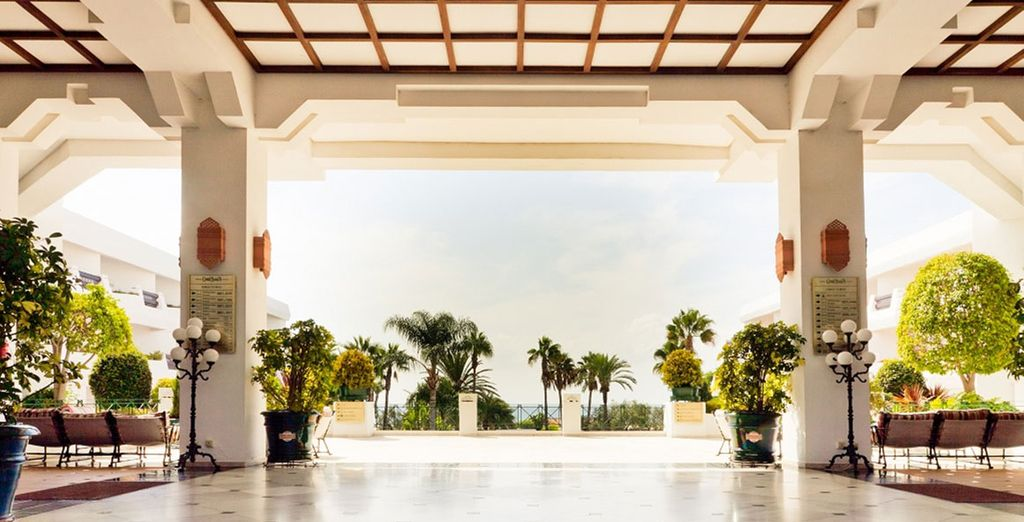 A stunning modern property