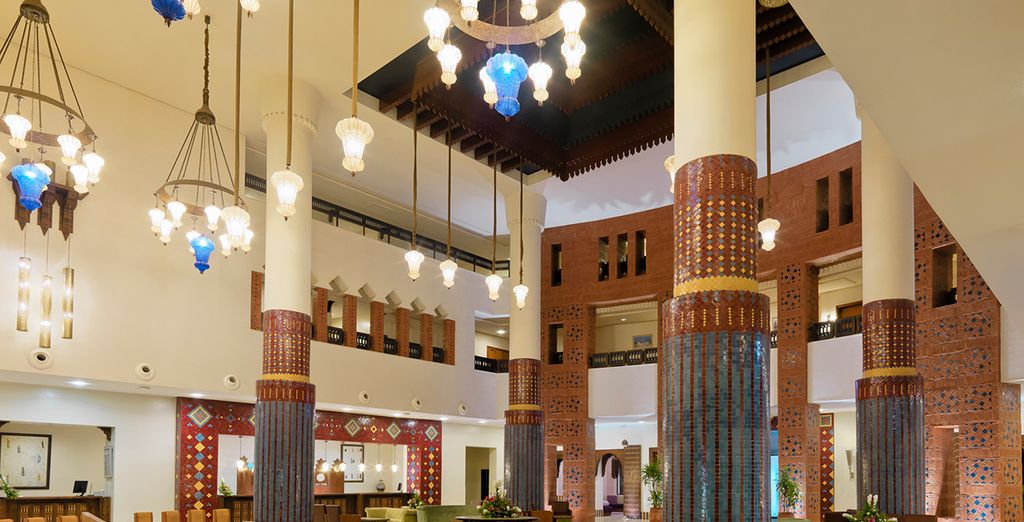 From the moment you enter the stunning lobby, you will be made to feel welcome