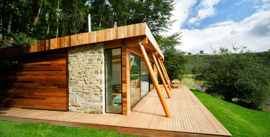 Discover this exceptional home away from home - Yorkshire Dales by Natural Retreats Yorkshire Dales