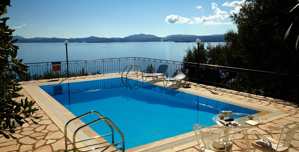 Corfu Villas - the best hotels with Voyage Privé