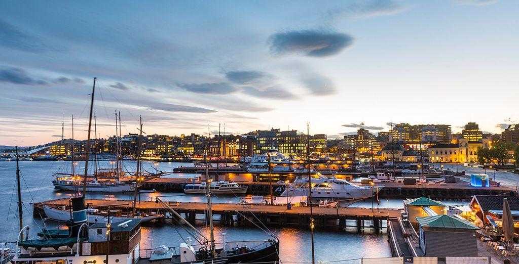 city break in Oslo