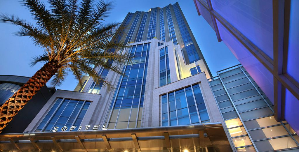 Sofitel Bangkok Sukhumvit for your holidays to Thailand