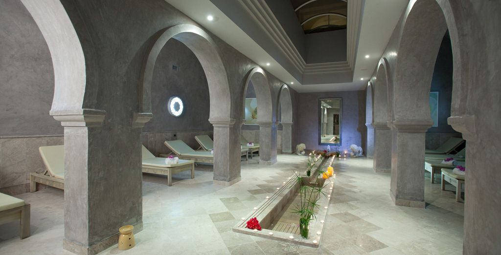 You will enjoy a special spa offer - buy one spa package, get one free!