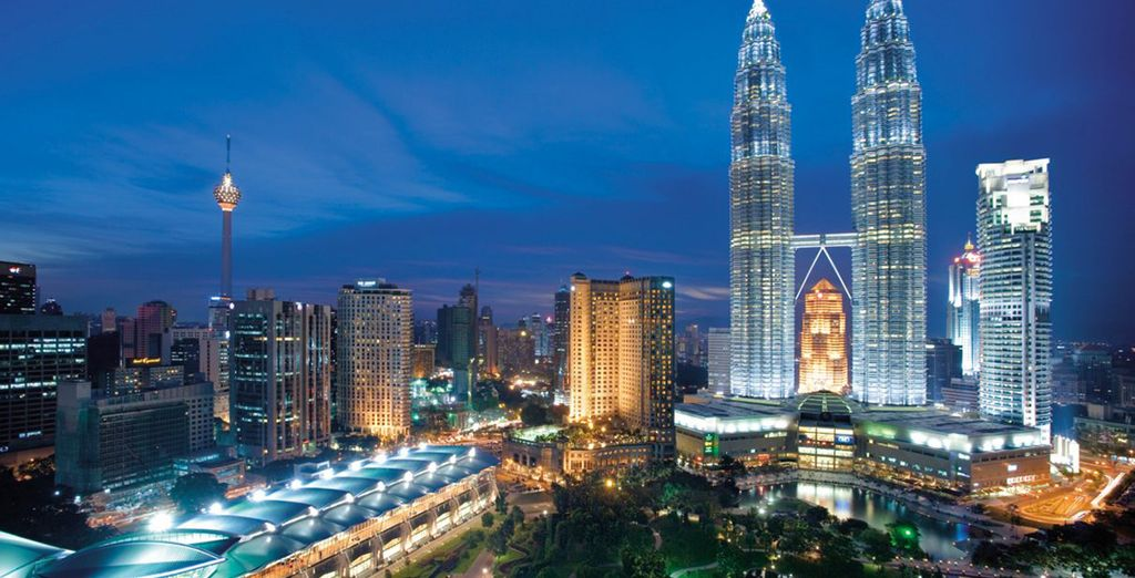 Go out and see the best that Malaysia has to offer