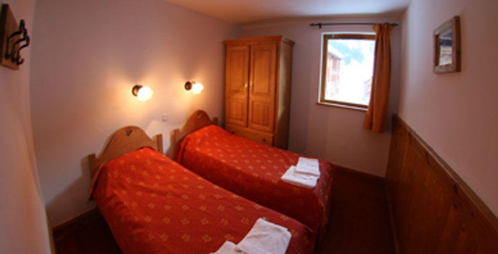 - Residence Chalet des Neiges*** - Oz en Oisans - France Oz en Oisans