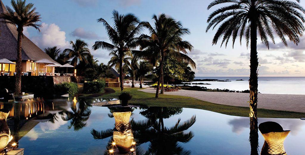 Shanti Maurice 5* - honeymoon offers