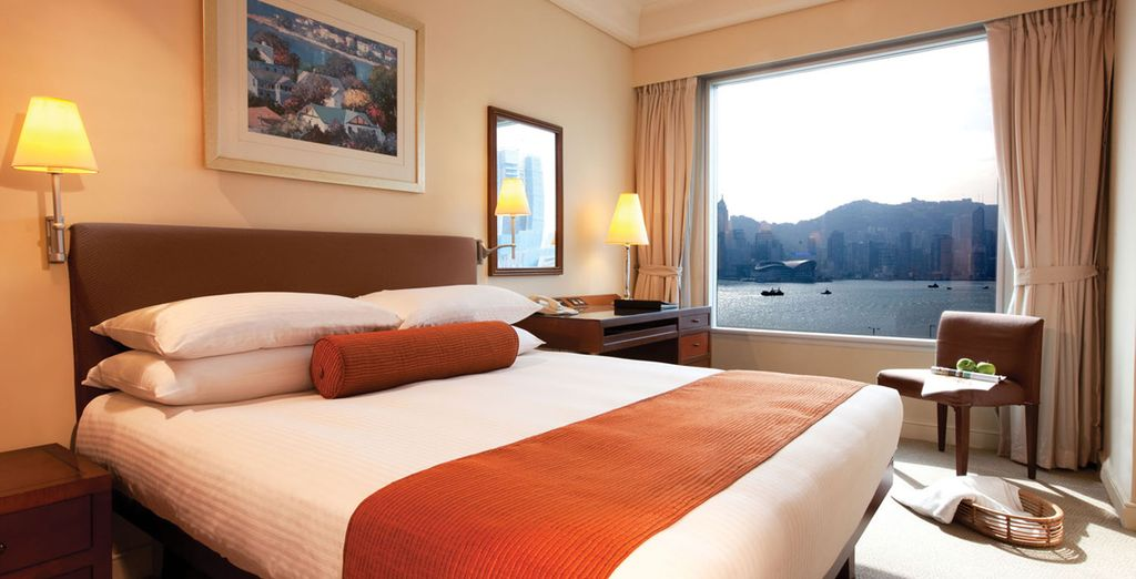 Top 5 hotels in Hong Kong for perfect holidays - travel with Voyage Privé