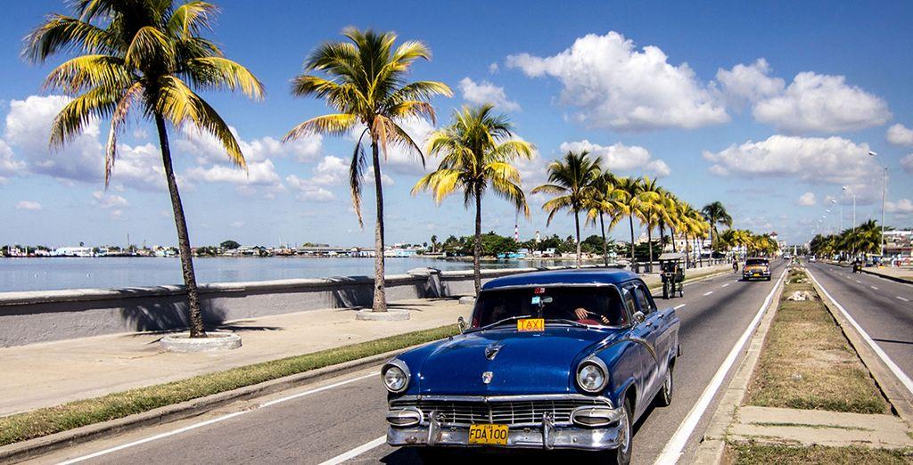 Explore Cuba's eclectic history