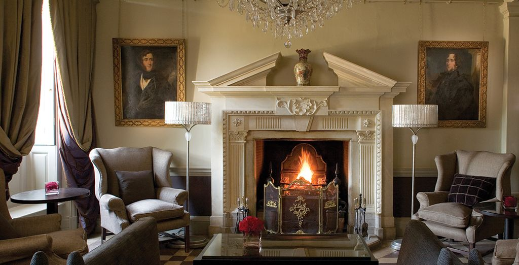 When you book a stay at this classic British country house hotel