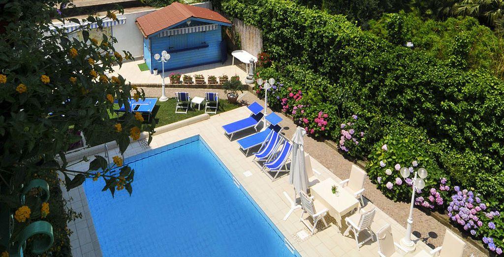 Hotel Eliseo Parks 4*