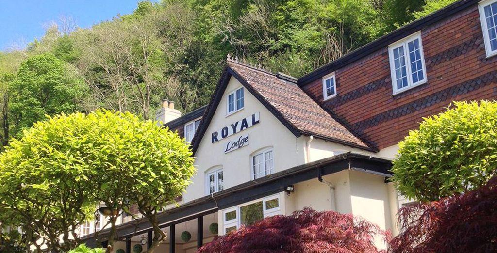 The Royal Lodge 4*