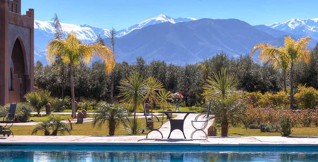 Atlas Mountain Splendour - Kasbah Igoudar Boutique Hotel & Spa 5* Atlas Mountains