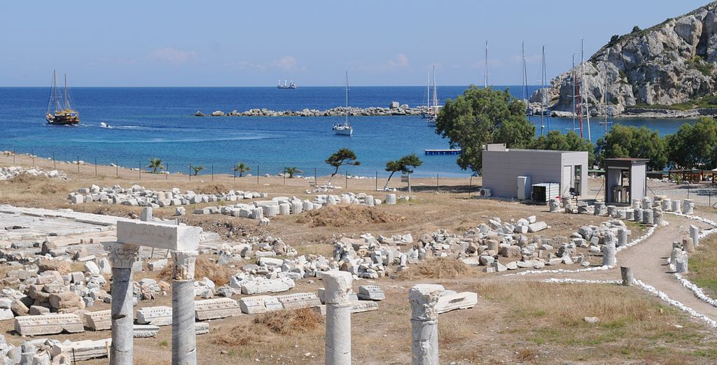 The Turkish coast has plenty of treasures lying in wait