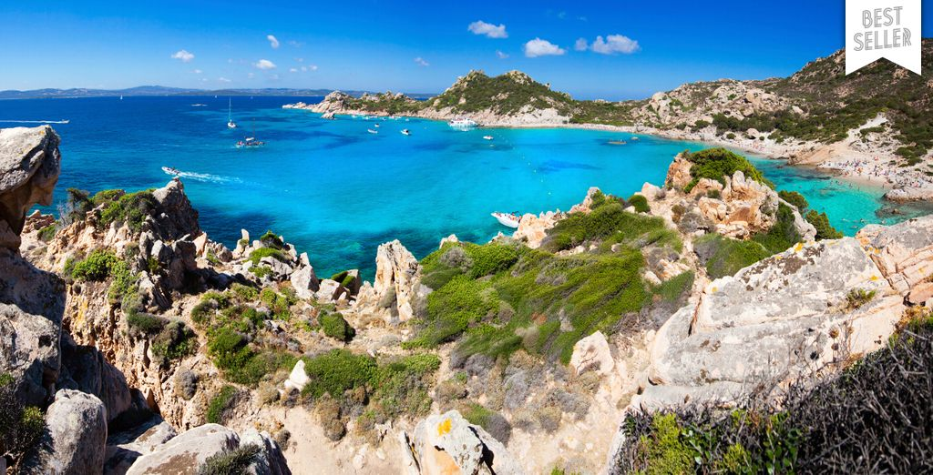 Experience the magic of Sardinia