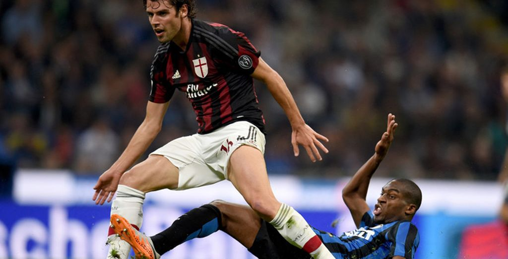 The Milan derby always promises thrills