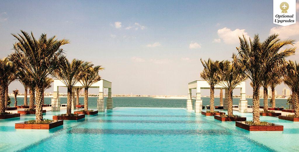 Venture to Dubai for an indulgent adventure