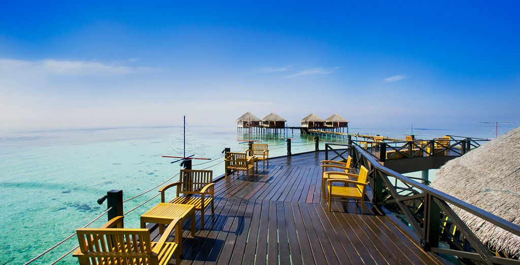 Dabble your toes or dive right in to the warm, clear waters of the Indian Ocean