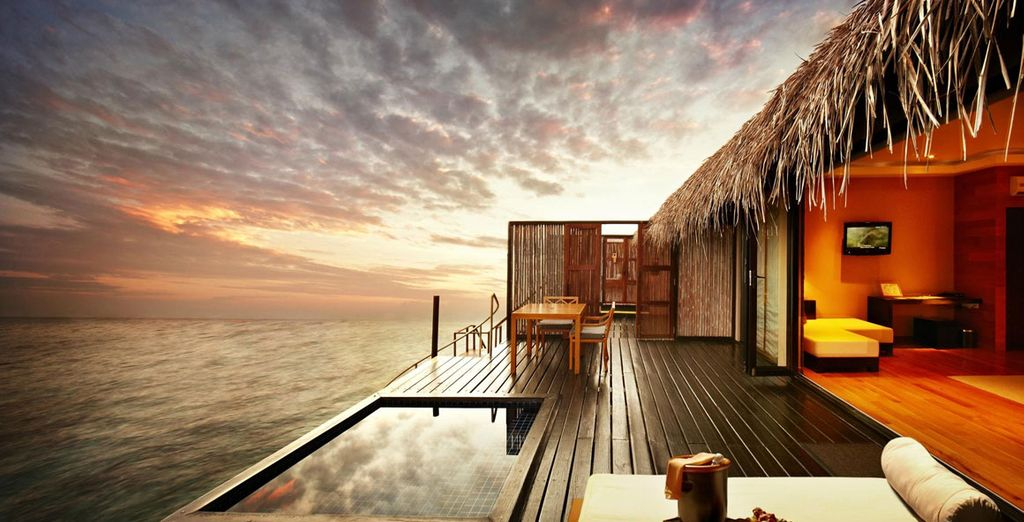Discover the joys of your personal villa