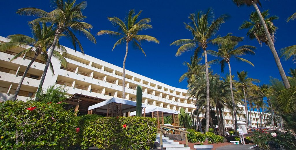 Book a winter sun break at this family friendly hotel