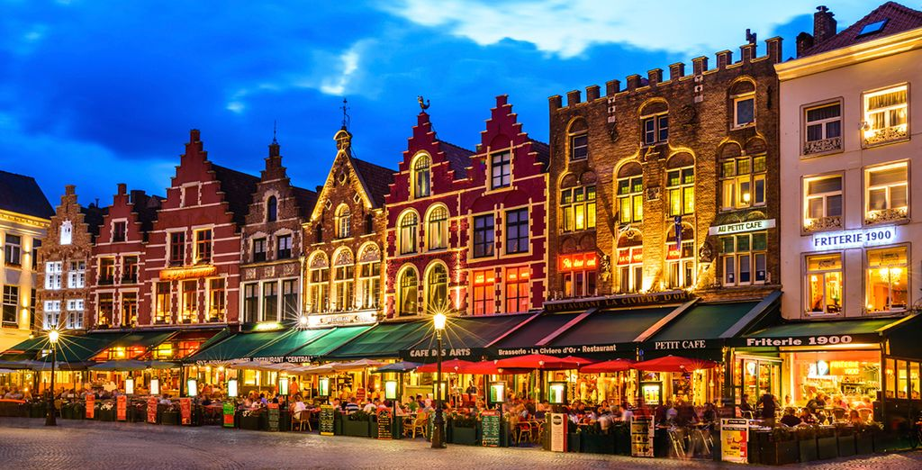 Experience Bruges this winter