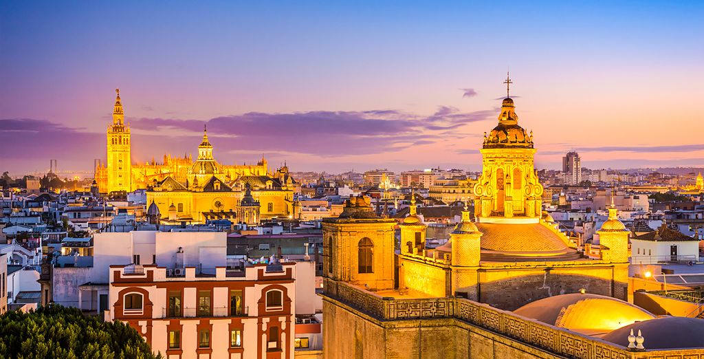 A wonderful contemporary hotel near Seville's historic district - NH Collection Sevilla 4* Seville