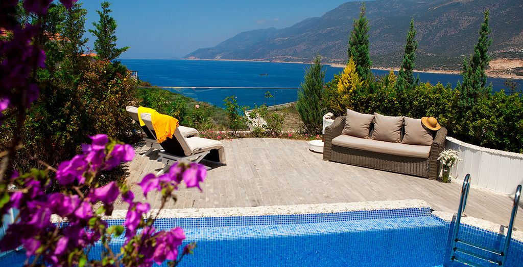 Escape to the beauty, romance and tranquillity that is Turkey… - Peninsula Gardens Hotel Kas