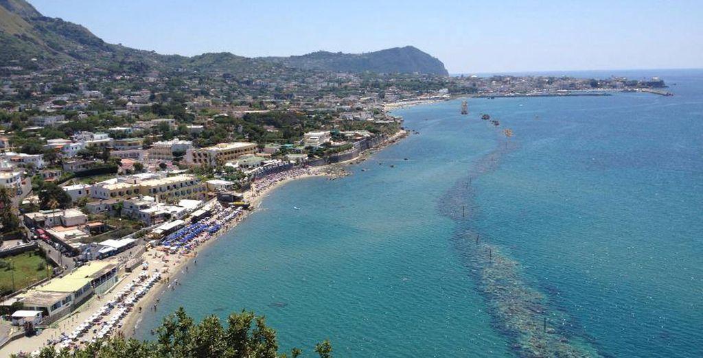 On the magical coast of Ischia
