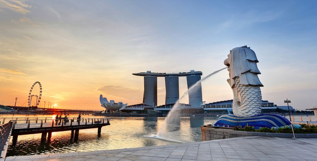 Beginning in bustling Singapore, this trip will take you to two 5* hotels in two locations - Shangri-La Singapore & Grand Hyatt Bali 5* Singapore & Bali