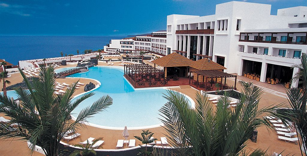 Welcome to Hesperia Lanzarote 5*