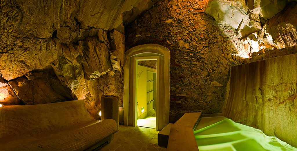 Don't miss the Grand Duke's Hammam, reached through a hidden 18th century tunnel