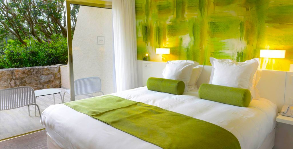 Stay in a superb Superior Room