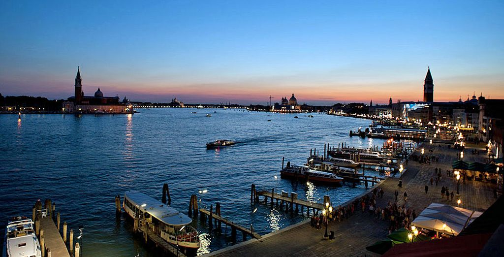 The marvels of Venice - one of the world's most romantic cities