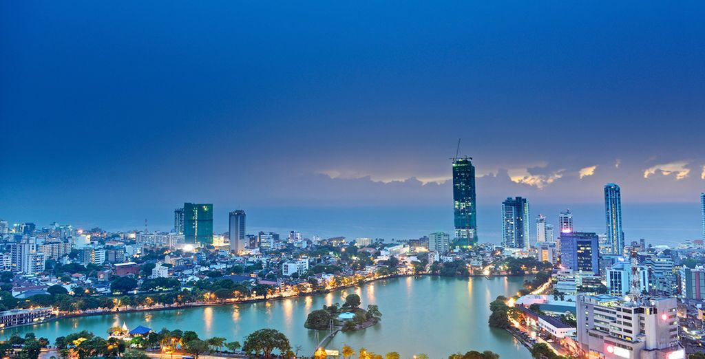 After your utterly relaxing holiday spend a day in Colombo, a fascitinating city where East truly meets West