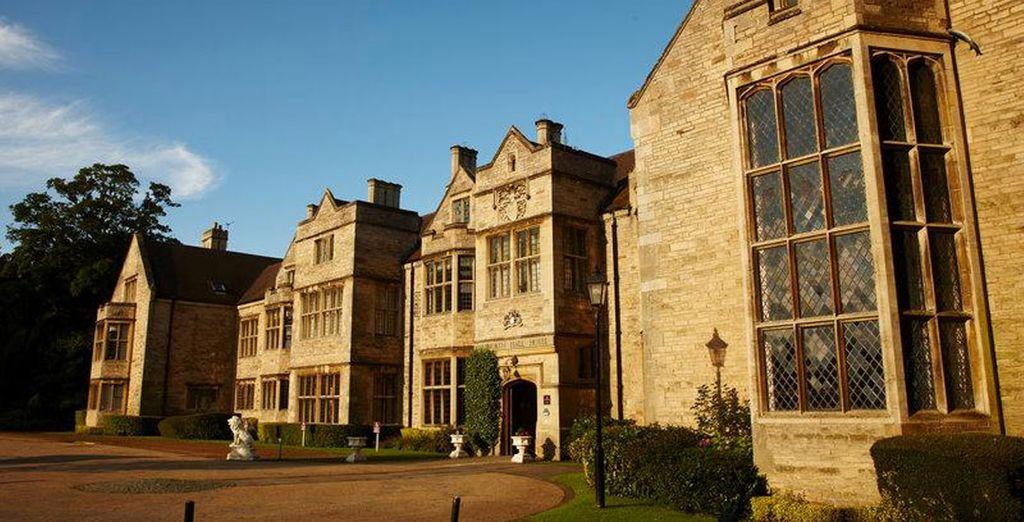 Redworth Hall Hotel 4*