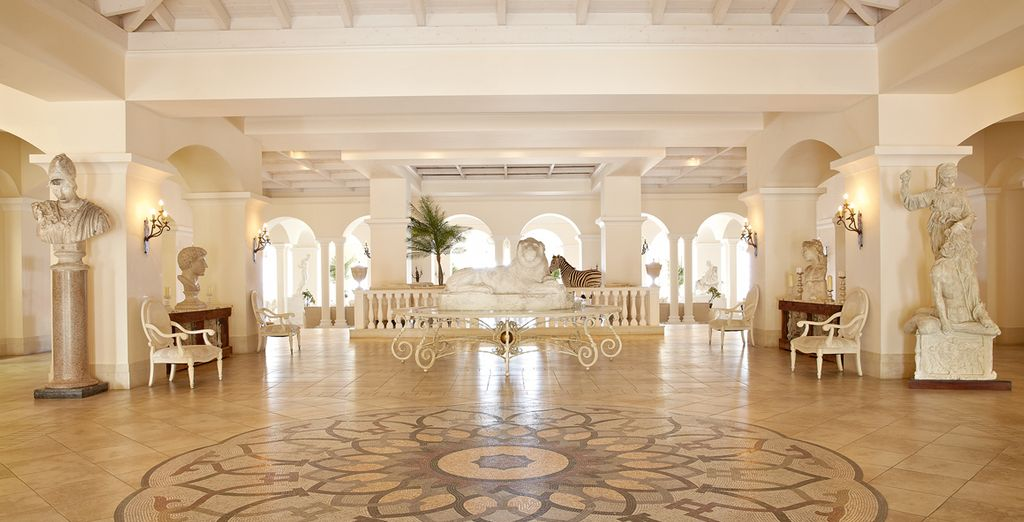 A supreme hotel of grand excellence