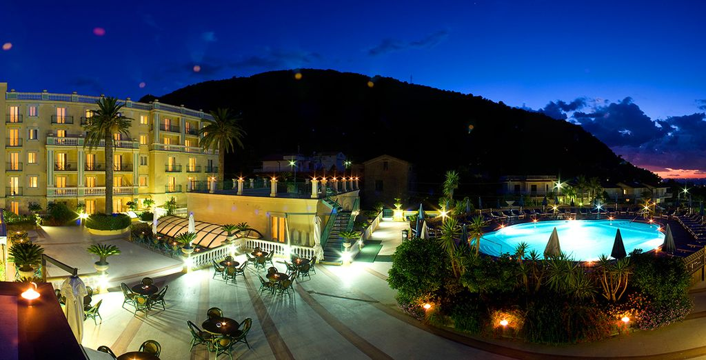 Grand Hotel La Pace Sorrento 5* - holidays offers