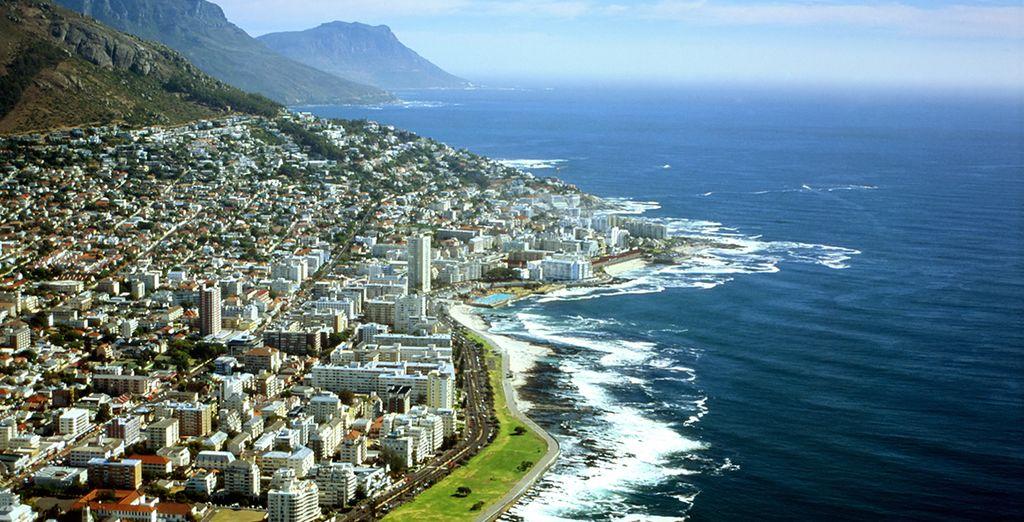 Beginning in Cape Town... - Cape Town, Winelands, Safari & Optional Dubai Tour