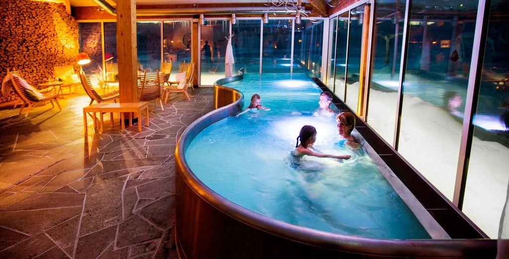 Take advantage of the fantastic leisure facilities