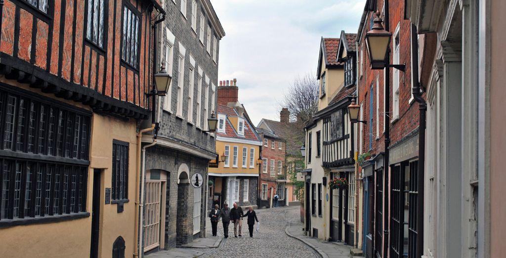Explore nearby Norwich