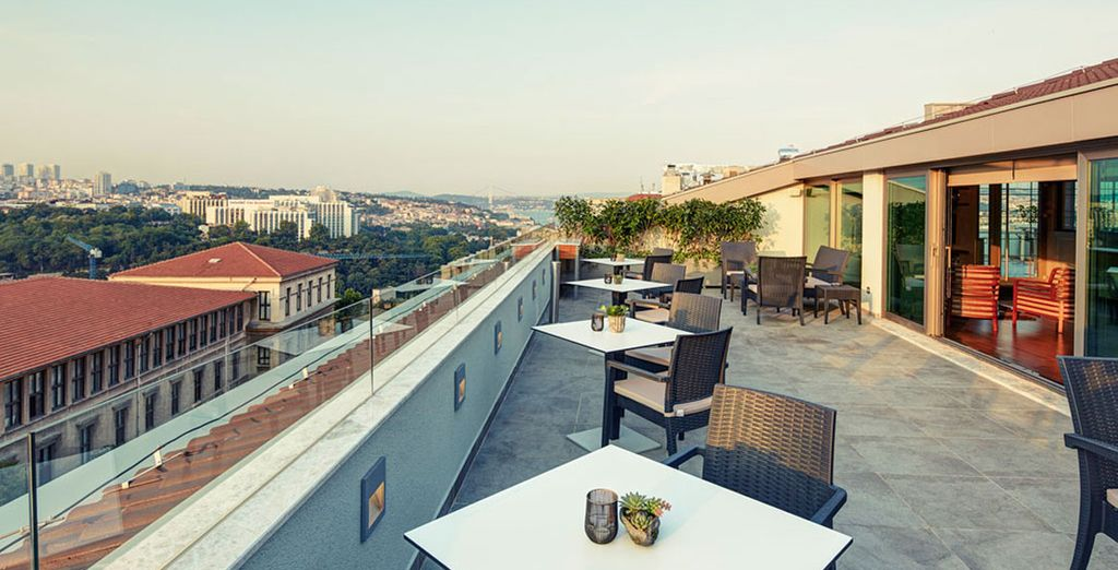 Mercure Istanbul Taksim 4* - Hotel with Voyage Privé