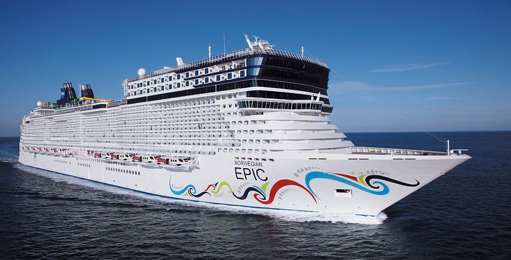 Sail across the Mediterranean on the NCL Epic! - NCL Epic Cruise
