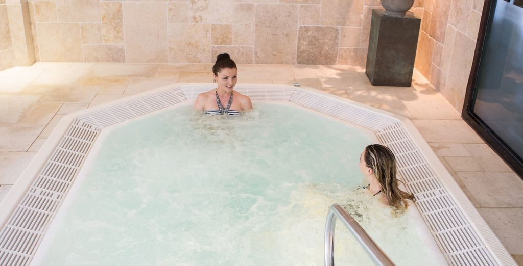 Jacuzzi, and more!