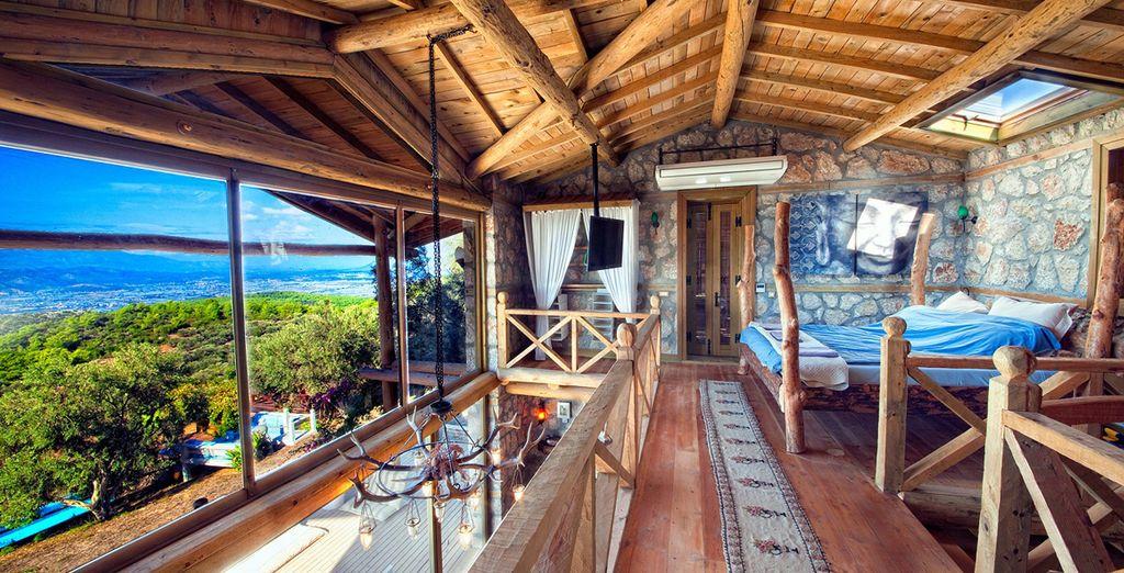 Visit villas of true style (Casa Brigitte B)