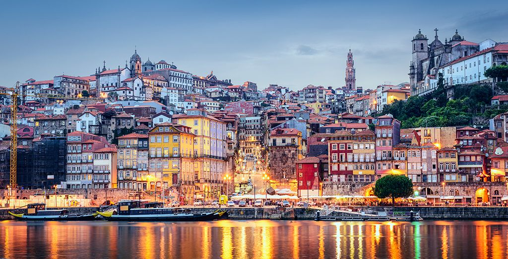 Visit the gorgeous Porto in Portugal