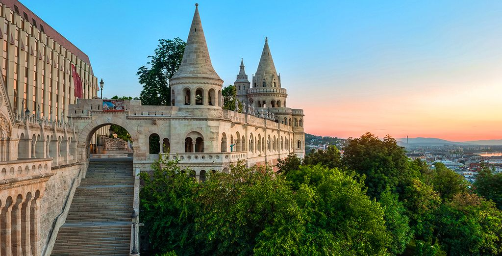 Make Budapest your next stop
