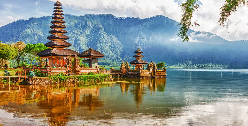 Or set out to Bali in all its glory