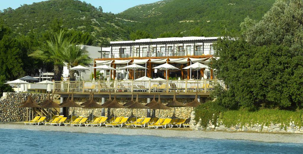 Isil Club Bodrum 5* - best hotel in Bodrum